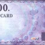 ギフトカードを利用した時にポイントはどうなるの?