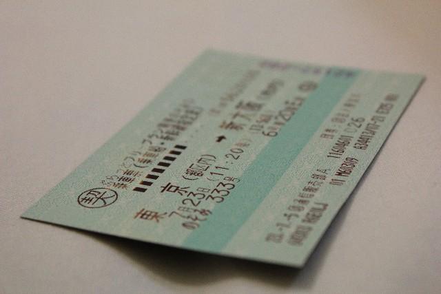 新幹線切符|在来線切符|格安切符|格安チケット